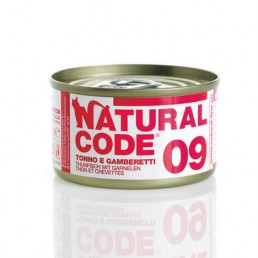 Natural Code Adult Cat in Lattina - 12 lattine da 85 gr