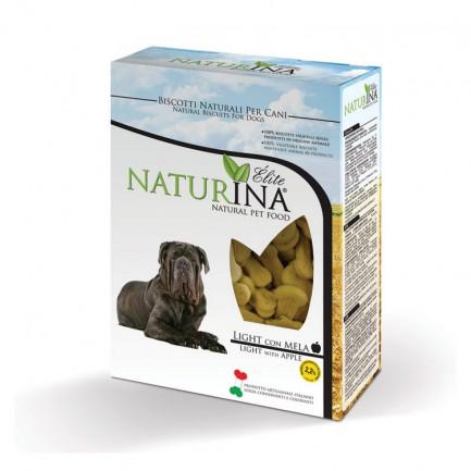 Naturina Biscotti per Cani Light con Mela
