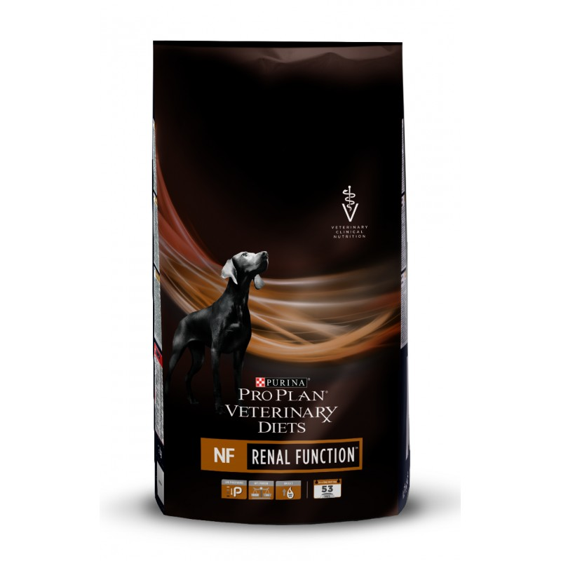 Pro Plan Veterinary Diets Canine NF Renal Secco Cane