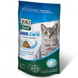 Joki Plus Dent Oral Care Snack per Gatti