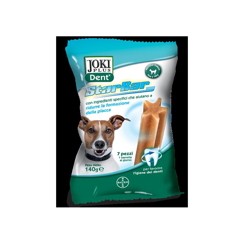 Joki Plus Dent Star Bar per Cani