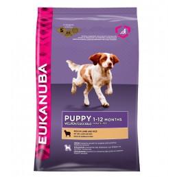 Eukanuba Puppy con Agnello e Riso per Cani