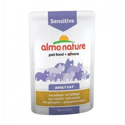 Almo Nature Sensitive Cibo Umido per Gatti - 10x70 gr
