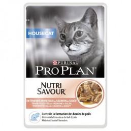 Pro Plan Nutrisavour Housecat - 12 x 85 gr