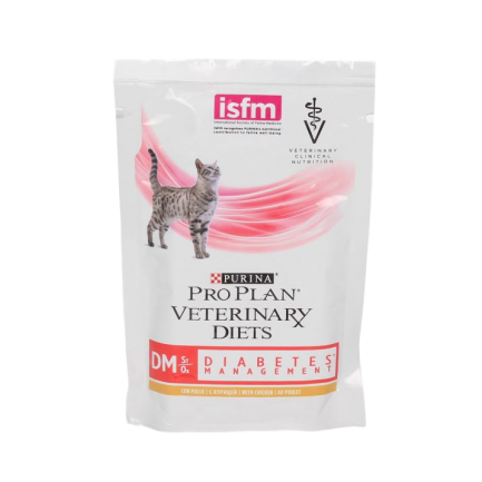 Pro Plan Veterinary Diets DM Diabetic Bustine Umido per Gatti