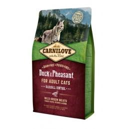 Carnilove Anatra e Fagiano Hairball per Gatti Adulti