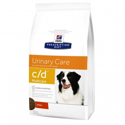 Hills Prescription Diet C/D Secco cane