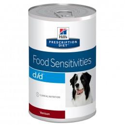 Hills Prescription Diet D/D lattina cane agnello