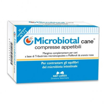 Nbf Lanes Microbiotal per Cani