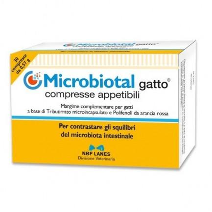 Nbf Lanes Microbiotal per Gatti