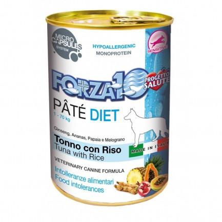 Forza10 Regular Diet Pate' per Cani