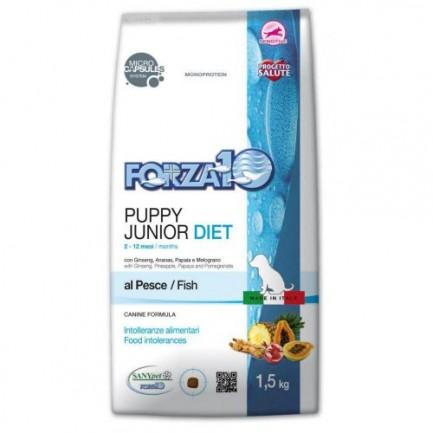 Forza10 Puppy Junior Diet al Pesce Cane