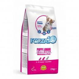Forza10 Puppy Junior al Pesce Small/Medium