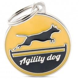 Medaglietta Agility Dog