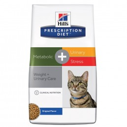 Hills Prescription Diet  Metabolic + Urinary Stress Crocchette per Gatti