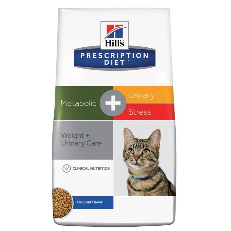 Hills Prescription Diet  Metabolic + Urinary Stress Crocchette per Gatti