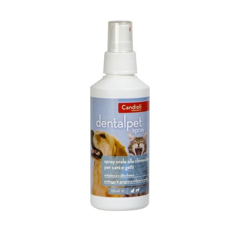 Candioli DentalPet Spray per Cani e Gatti