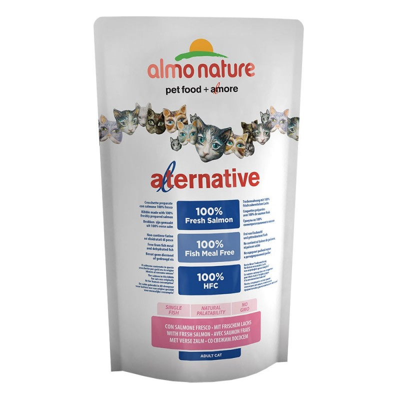 Almo Nature Alternative Cat con Salmone Fresco