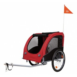Bike Trailer Carrello per cani per bicicletta