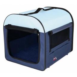 T-camp casetta mobile per trasporto di cani e gatti