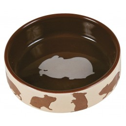 Ciotola in Ceramica per Roditori