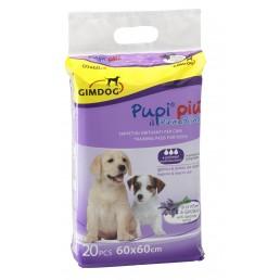 Pupi Piu con Lavanda Tappetini Igienici per Cani