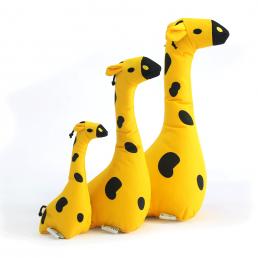 Beco Family Giraffa Gioco per Cani in Stoffa