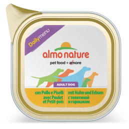 Almo Nature Daily Menu Adult per Cani - 8x100 gr