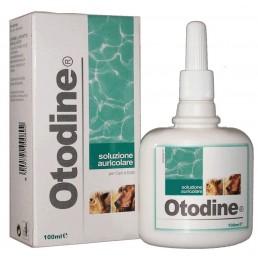 Otodine Soluzione Auricolare per Cani e Gatti