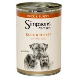 Simpson Casserole Cibo Umido per Cani