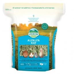 Oxbow Alfalfa Hay fieno per conigli e roditori