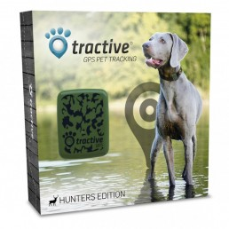Tractive GPS per Animali Hunter