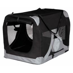 T-Camp De Luxe Casetta Mobile per Cani e Gatti