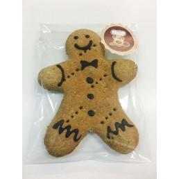 Biscotto Natalizio per Cani Gingerman