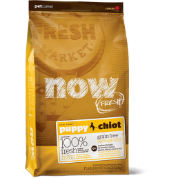 PetCurean Now Fresh Puppy Grain Free per Cani