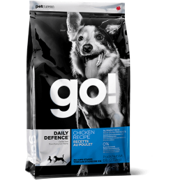 PetCurean GO! Daily Defence con Pollo per Cani