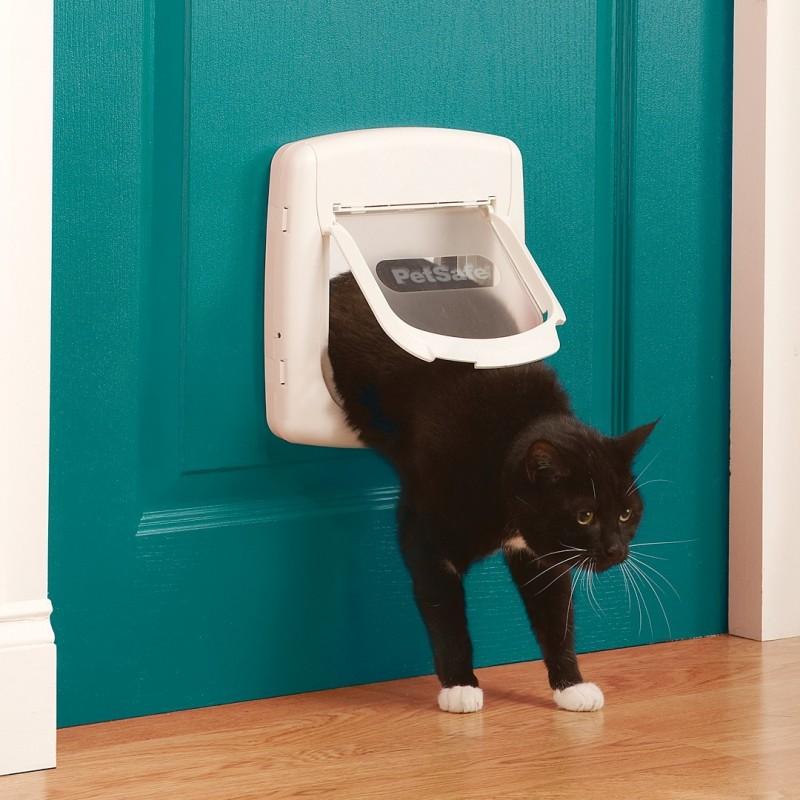 Porta staywell de luxe 300 per gatti grandi pacopetshop - Porta per gatti ...