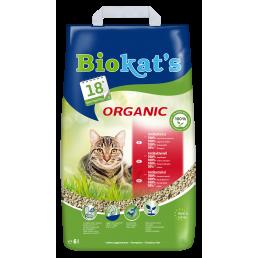 Biokats Organic lettiera naturale per gatti