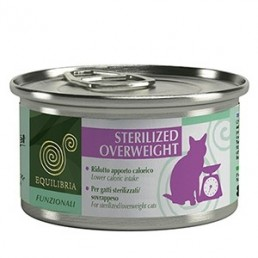 Equilibria Cat Funzionali Sterilized-Overweight per Gatti