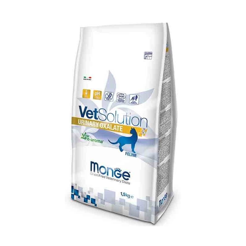 Monge VetSolution Urinary Oxalate per Gatti