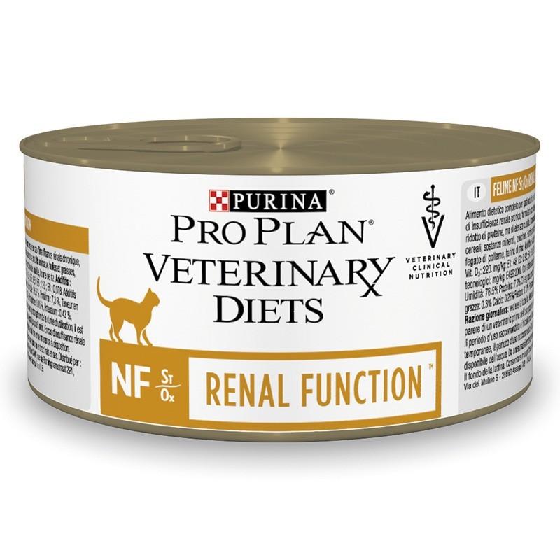 purina veterinary diets nf feline formula