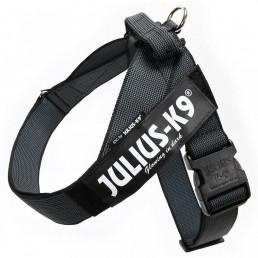 Julius k9 IDC belth harness pettorina per cani NERO
