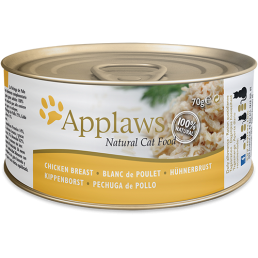 Applaws Cat Umido - 12 Lattine da 70 gr