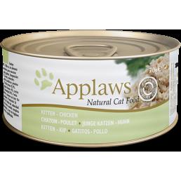 Applaws Kitten per Gattini - 12 lattine da 70 gr