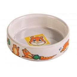 Ciotola Criceti in Ceramica