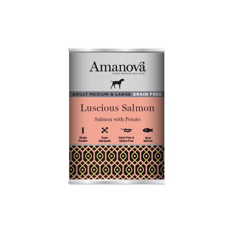 Amanova Adult Medium/Large Grain Free per Cani