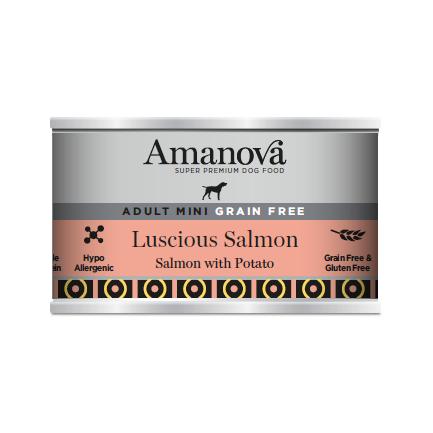 Amanova Adult Mini Grain Free per Cani