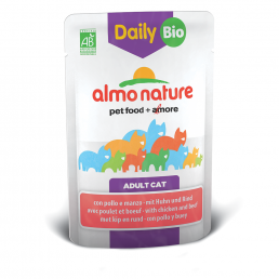 Almo Nature Daily Menu Bio per Gatti