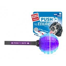Regular Ball Push To Mute Gioco per Cani