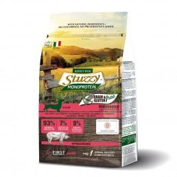 Stuzzy Monoprotein Grain Free con Prosciutto per Cani